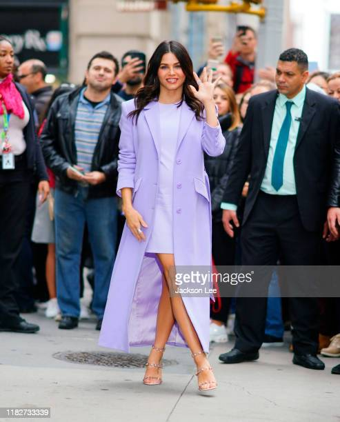 Jenna Dewan at AOL Build on October 22, 2019 in New York City.