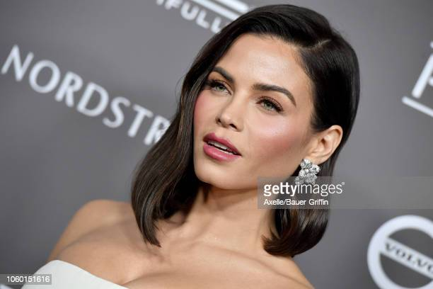 Jenna Dewan attends the 2018 Baby2Baby Gala Presented by Paul Mitchell at 3LABS on November 10 2018 in Culver City California