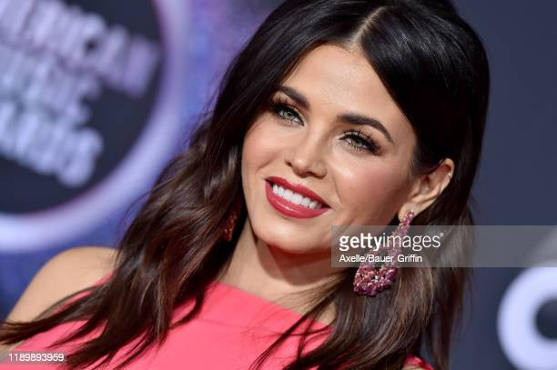 Jenna Dewan attends the 2019 American Music Awards at Microsoft Theater on November 24, 2019 in Los Angeles, California.