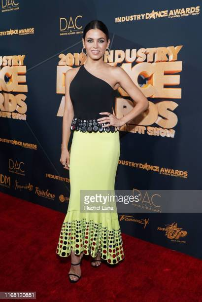 Jenna Dewan attends the 2019 Industry Dance Awards at Avalon Hollywood on August 14, 2019 in Los Angeles, California.