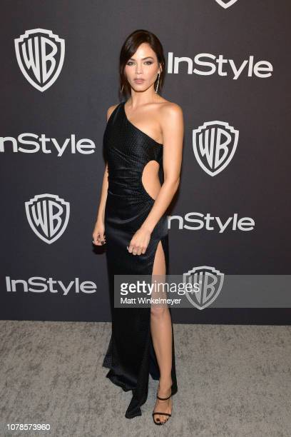 Jenna Dewan attends the 2019 InStyle and Warner Bros. 76th Annual Golden Globe Awards Post-Party at The Beverly Hilton Hotel on January 6, 2019 in...