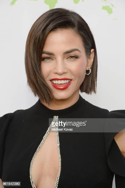 Jenna Dewan attends the 28th Annual Environmental Media Awards at Montage Beverly Hills on May 22 2018 in Beverly Hills California