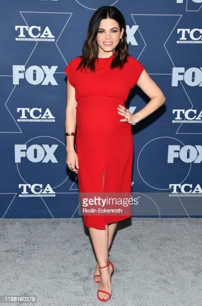 Jenna Dewan attends the FOX Winter TCA All Star Party at The Langham Huntington, Pasadena on January 07, 2020 in Pasadena, California.