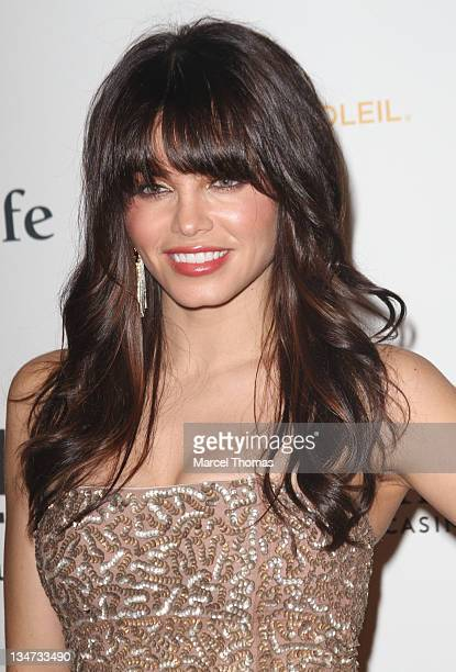 Jenna Dewan attends the premiere of 'Michael Jackson THE IMMORTAL World Tour 'at Mandalay Bay on December 3 2011 in Las Vegas Nevada