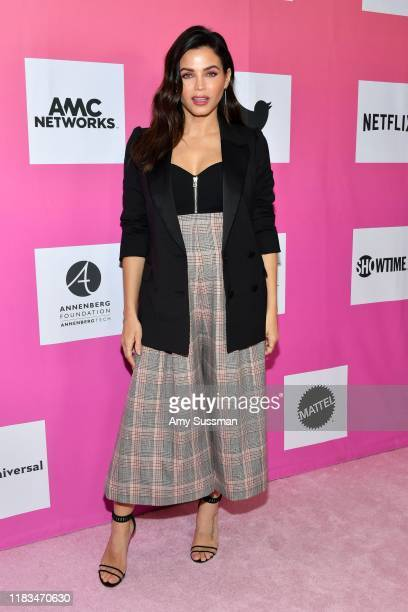 Jenna Dewan attends TheWrap's Power Women Summit at Fairmont Miramar Hotel on October 25, 2019 in Santa Monica, California.