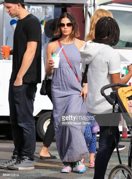 Jenna Dewan is seen on December 10 2017 in Los Angeles California