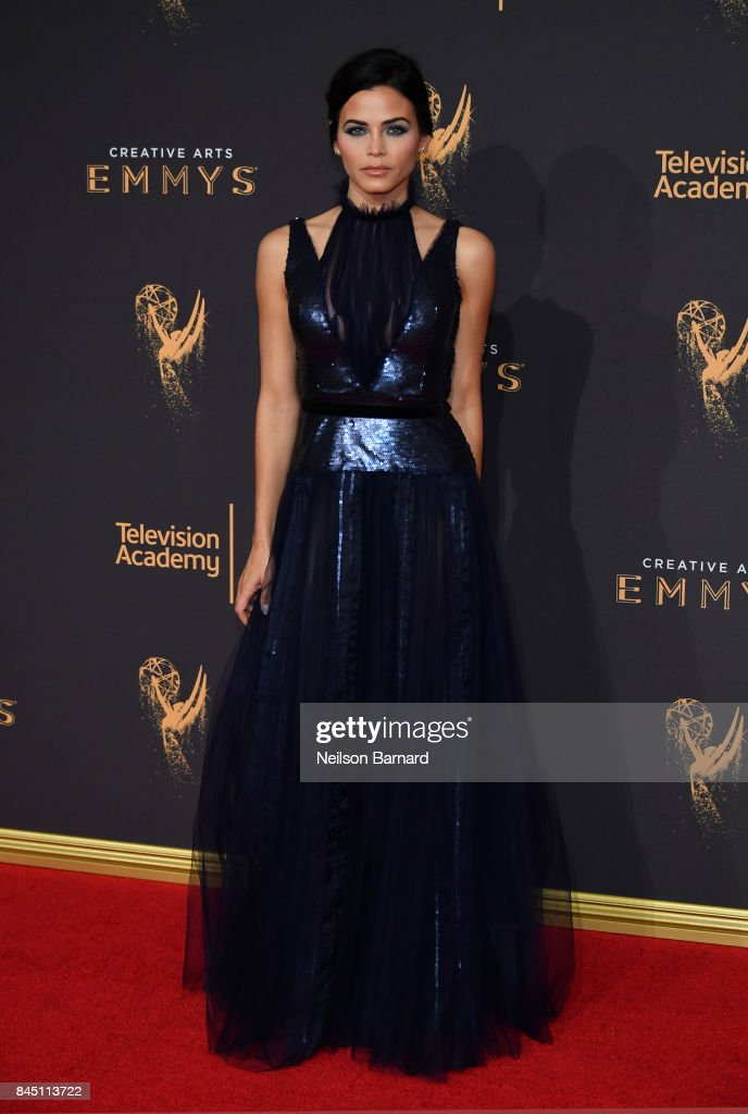 Jenna Dewan Tatum attends day 1 of the 2017 Creative Arts Emmy Awards at Microsoft Theater on September 9, 2017 in Los Angeles, California.
