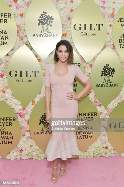 Jenna Dewan Tatum attends Giltcom Jennifer Meyer Jenna Dewan Tatum Launch Exclusive Jewelry Collection Benefitting Baby2Baby at Sunset Tower Hotel on...