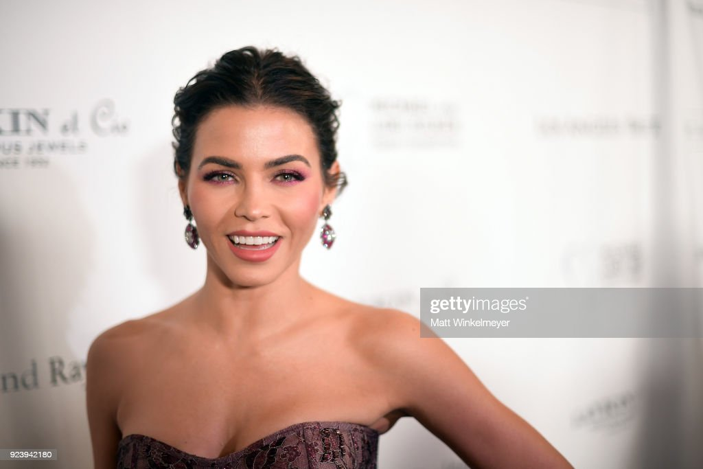 Jenna Dewan Tatum attends the 12th Annual Los Angeles Ballet Gala at the Beverly Wilshire Four Seasons Hotel on February 24, 2018 in Beverly Hills, California.