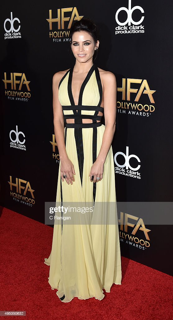 Jenna Dewan Tatum attends the 19th Annual Hollywood Film Awards at The Beverly Hilton Hotel on November 1, 2015 in Beverly Hills, California.
