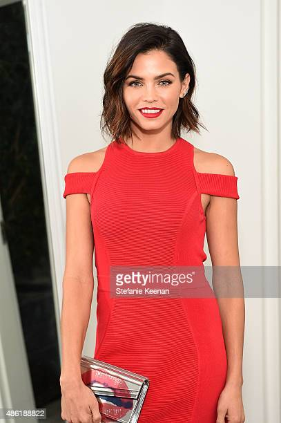 Jenna Dewan Tatum attends The A List 15th Anniversary Party on September 1, 2015 in Beverly Hills, California.