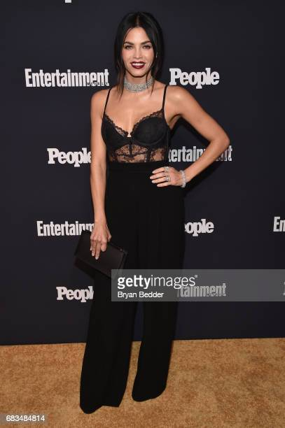 Jenna Dewan Tatum attends the Entertainment Weekly and PEOPLE Upfronts party presented by Netflix and Terra Chips at Second Floor on May 15 2017 in...