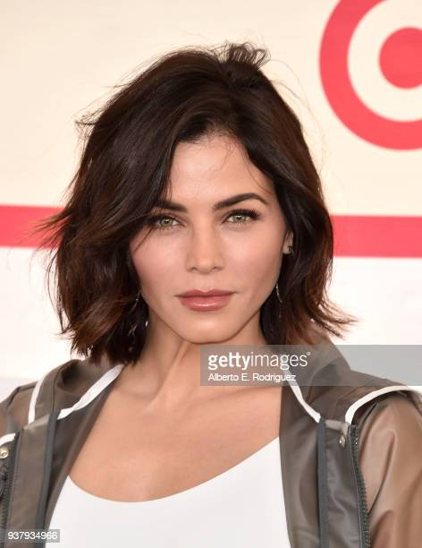 Jenna Dewan Tatum attends the Hunter For Target Ultimate Family Festival at Brookside Golf Club on March 25 2018 in Pasadena California