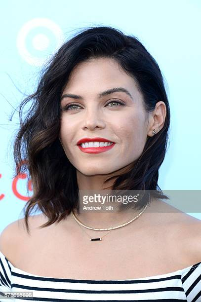 Jenna Dewan Tatum attends the Target launch of Cat and Jack at Brooklyn Bridge Park on July 21 2016 in New York City