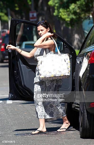 Jenna DewanTatum is seen on March 12 2014 in Los Angeles California