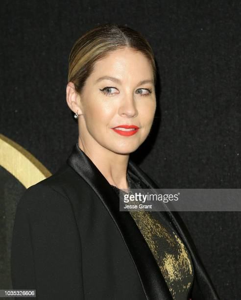Jenna Elfman attends HBO's Post Emmy Awards Reception at The Plaza at the Pacific Design Center on September 17 2018 in Los Angeles California