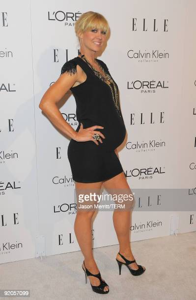 Jenna Elfman attends the 16th Annual ELLE Women in Hollywood Tribute at the Four Seasons Hotel on October 19 2009 in Beverly Hills California