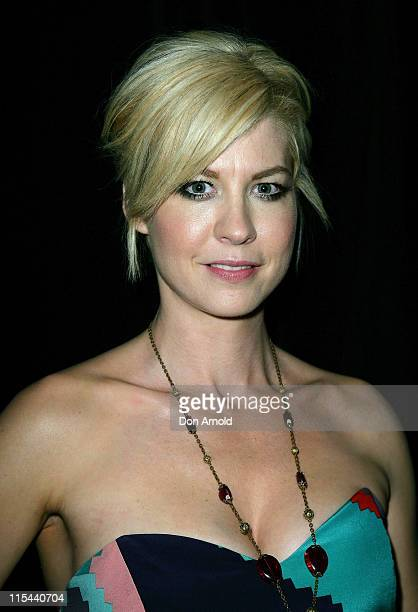 Jenna Elfman attends the 2009 MCN Upfront party, celebrating upcoming programming available on FOXTEL via the Multi Channel Network , at the Overseas...