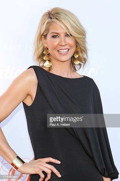Jenna Elfman attends the 3rd Annual Dizzy Feet Foundation's Celebration Of Dance Gala at Dorothy Chandler Pavilion on July 27 2013 in Los Angeles...