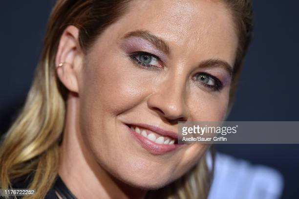 Jenna Elfman attends the Special Screening of AMC's The Walking Dead Season 10 at Chinese 6 Theater– Hollywood on September 23 2019 in Hollywood...