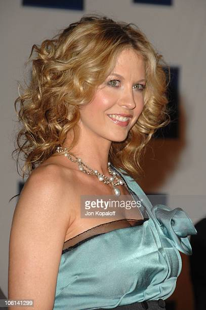 Jenna Elfman during 6th Annual General Motors TEN Arrivals at Paramount Studios in Hollywood California United States