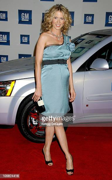 Jenna Elfman during 6th Annual GM Ten Arrivals at Paramount Studios in Hollywood CA United States