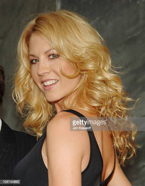 Jenna Elfman during CBS Summer 2005 Press Tour Party at Hammer Museum in Westwood California United States