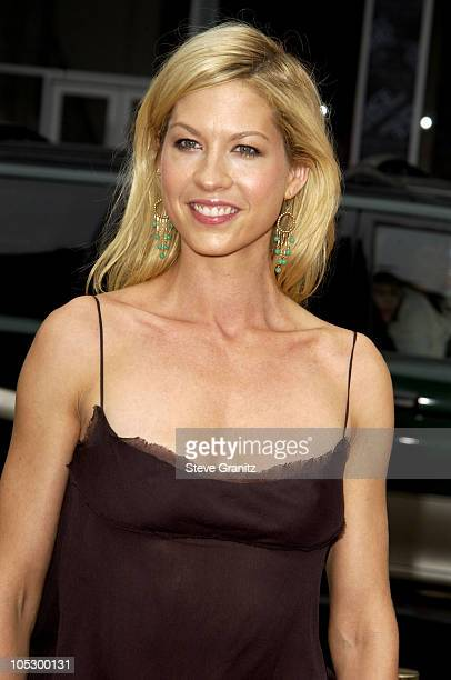 Jenna Elfman during The World Premiere of 'Looney Tunes Back in Action' at Grauman's Chinese Theater in Hollywood California United States