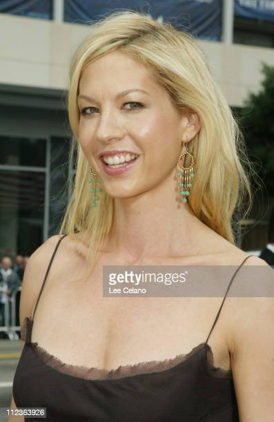 Jenna Elfman during The World Premiere of Looney Tunes Back in Action at Grauman's Chinese Theater in Hollywood California United States