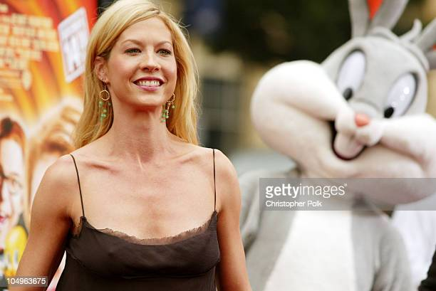 Jenna Elfman during World Premiere of Looney Tunes Back In Action at Grauman's Chinese Theatre in Hollywood California United States