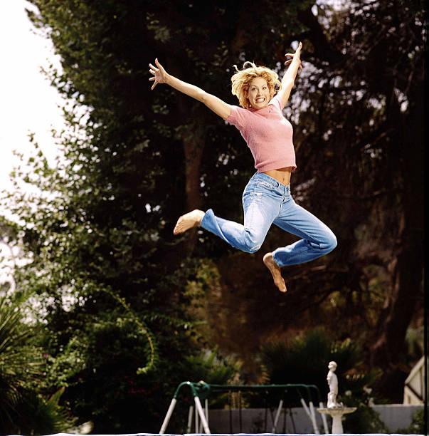 CA: 30th September 1971 - Actress Jenna Elfman Born