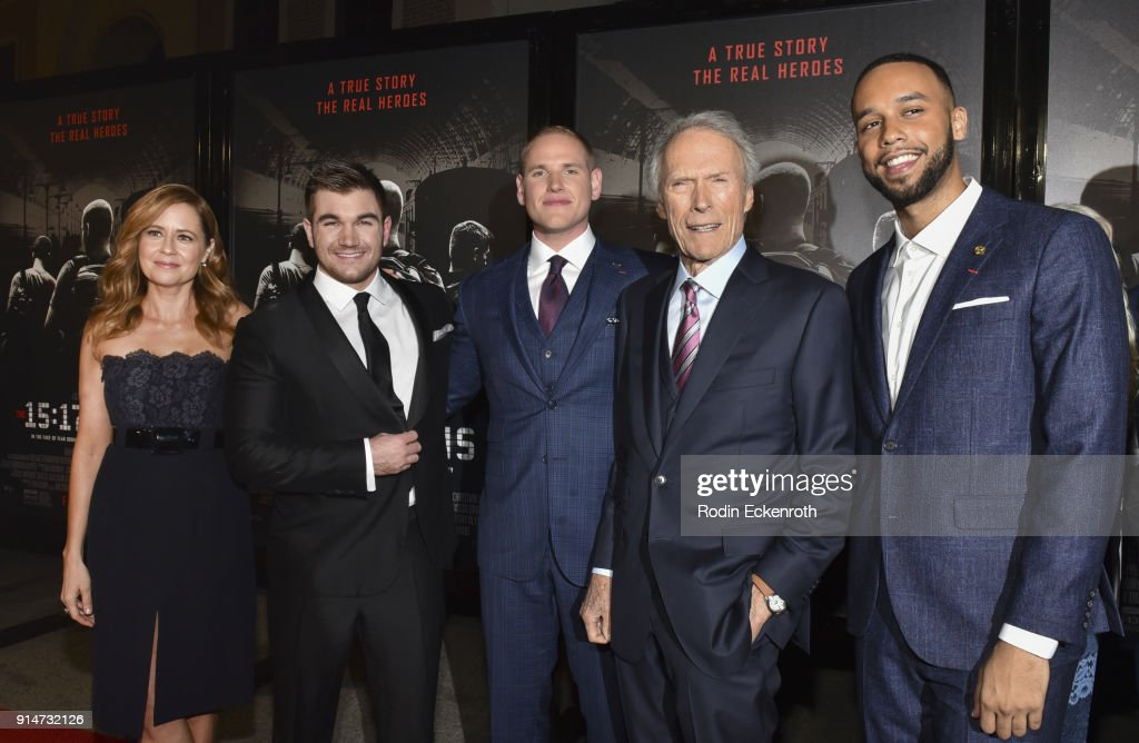 "Premiere Of Warner Bros. Pictures' ""The 15:17 To Paris"" - Red Carpet"