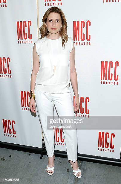 Jenna Fischer attends 'Reasons To Be Happy' Broadway Opening Night After Party at 49 Grove on June 11 2013 in New York City