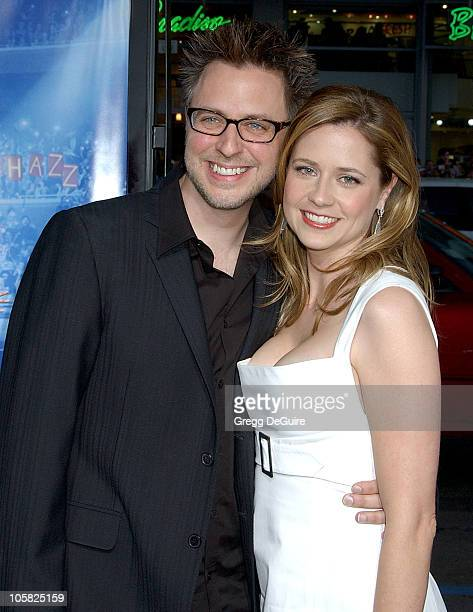 Jenna Fischer during 'Blades Of Glory' Los Angeles Premiere Arrivals at Grauman's Chinese Theatre in Hollywood California United States