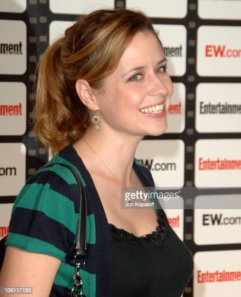 Jenna Fischer during Entertainment Weekly Magazine Celebrates The 2006 Photo Issue at Quixote Studios in West Hollywood California United States