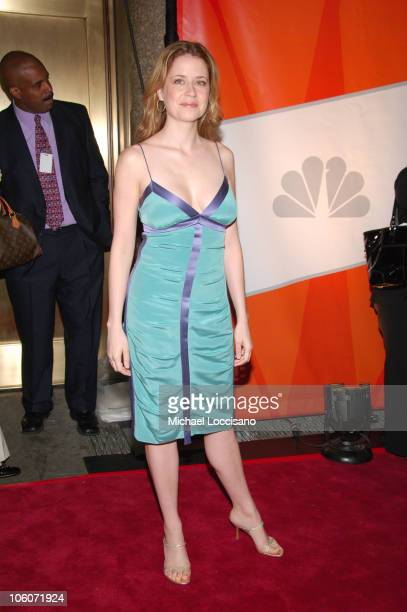 Jenna Fischer during NBC 20062007 Primetime Upfront at Radio City Music Hall in New York City New York United States