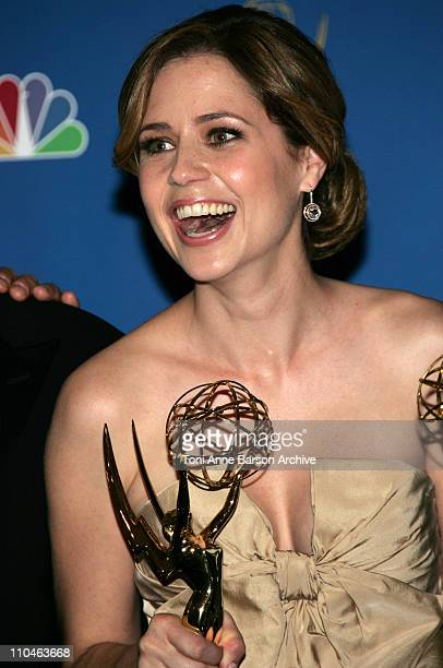 Jenna Fischer of The Office winner Outstanding Comedy Series