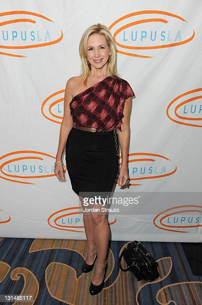 Jenna Gering attends the 9th Annual Lupus LA Hollywood Bag Ladies Luncheon at the Beverly Wilshire Four Seasons Hotel on November 4 2011 in Beverly...