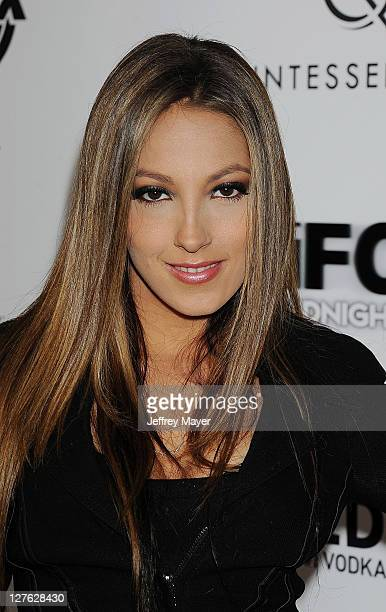 """Jenna Haze attends the """"Super"""" Los Angeles Premiere at the Egyptian Theatre on March 21, 2011 in Hollywood, California."""