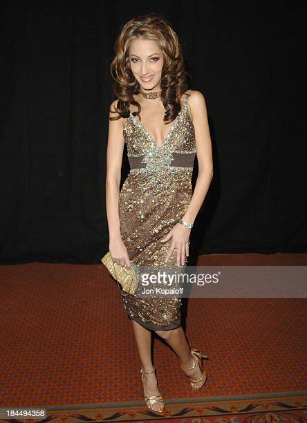 Jenna Haze during 2006 AVN Awards Arrivals and Backstage at The Venetian Hotel in Las Vegas Nevada United States