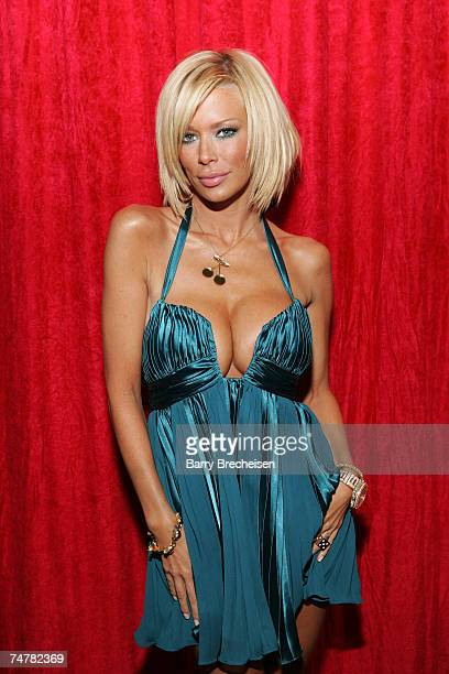 Jenna Jameson at the Sands Expo in Las Vegas Nevada