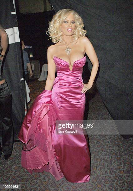 Jenna Jameson, Club Jenna Owner/Award Winner during 2006 AVN Awards - Arrivals and Backstage at The Venetian Hotel in Las Vegas, Nevada, United...