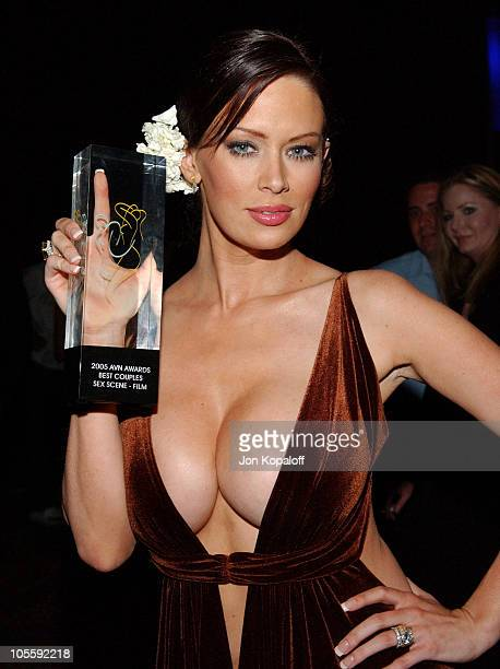 Jenna Jameson during 2005 AVN Awards Arrivals and Backstage at The Venetian Hotel in Las Vegas Nevada United States