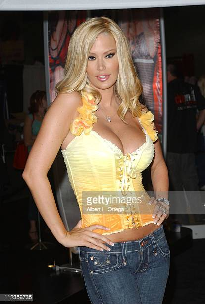 Jenna Jameson during 2006 Erotica LA Expo at Los Angeles Convention Center in Los Angeles CA United States