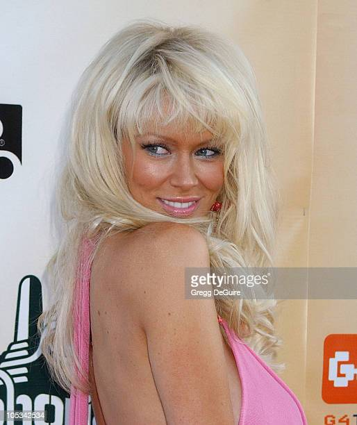 Jenna Jameson during GPhoria The Award Show 4 Gamers at Shrine Auditorium in Los Angeles California United States