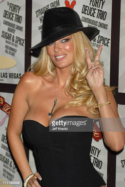 Jenna Jameson during Ivan Kane's Forty Deuce Present Silicon Sundays Hosted by Jenna Jameson at Mandalay Bay Hotel & Casino in Las Vegas, NV, United...