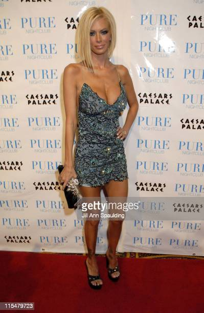 Jenna Jameson during Jenna Jameson Hosts a Surprise Birthday Party for MMA Champ Tito Ortiz - January 23, 2007 at Pure Nightclub in Las Vegas,...