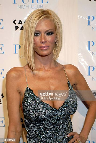 Jenna Jameson during Jenna Jameson Hosts a Surprise Birthday Party for MMA Champ Tito Ortiz January 23 2007 at Pure Nightclub in Las Vegas California...