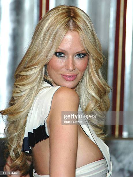 Jenna Jameson during Madame Tussauds Las Vegas to Unveil Wax Figure of International Adult Film Star Jenna Jameson at The Venetian Resort in Las...