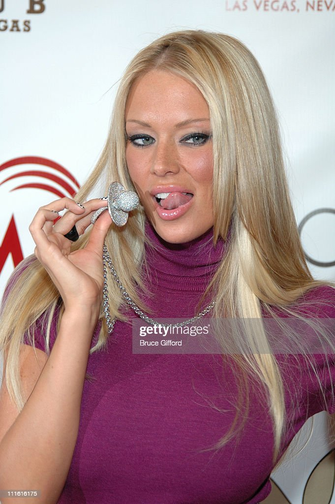 Playboy Club Grand Opening at Palms Casino Resort - October 7, 2006 : News Photo